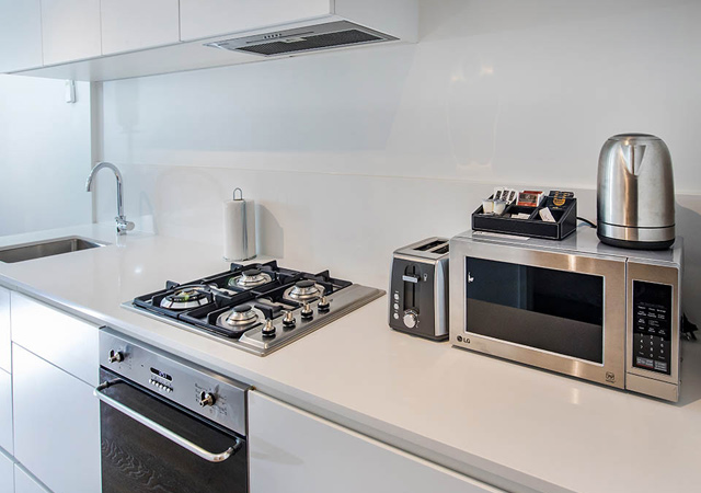 Melbourne serviced apartment