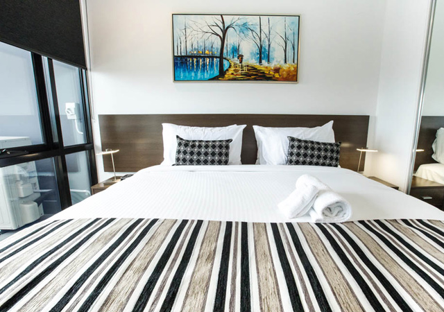 Long Stay serviced apartment Melbourne